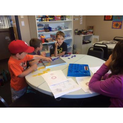 Développement de la lecture, l'écriture et la compréhension 7-10 ans