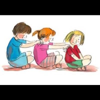 Massage parent-enfant